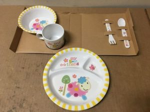 Dinnerware for your Kids